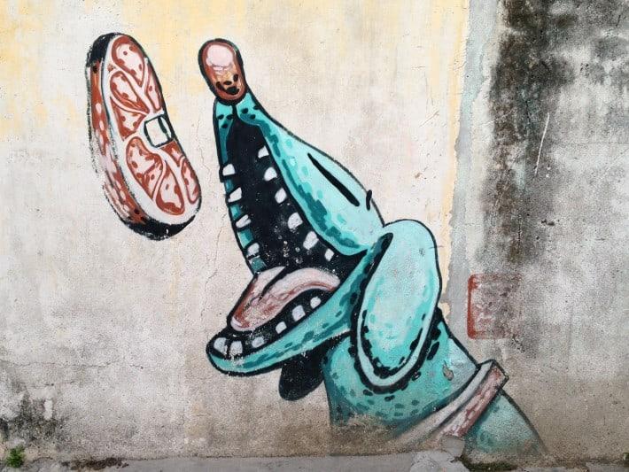 Streetart Penang 02/2016