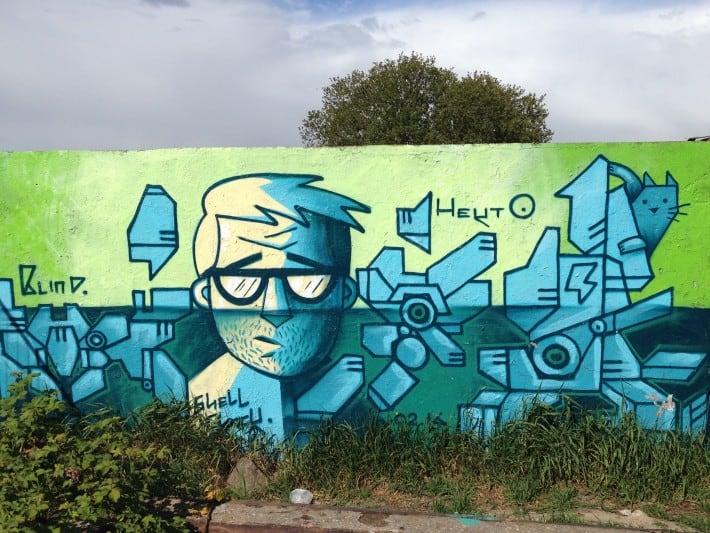 Streetart in Greifswald