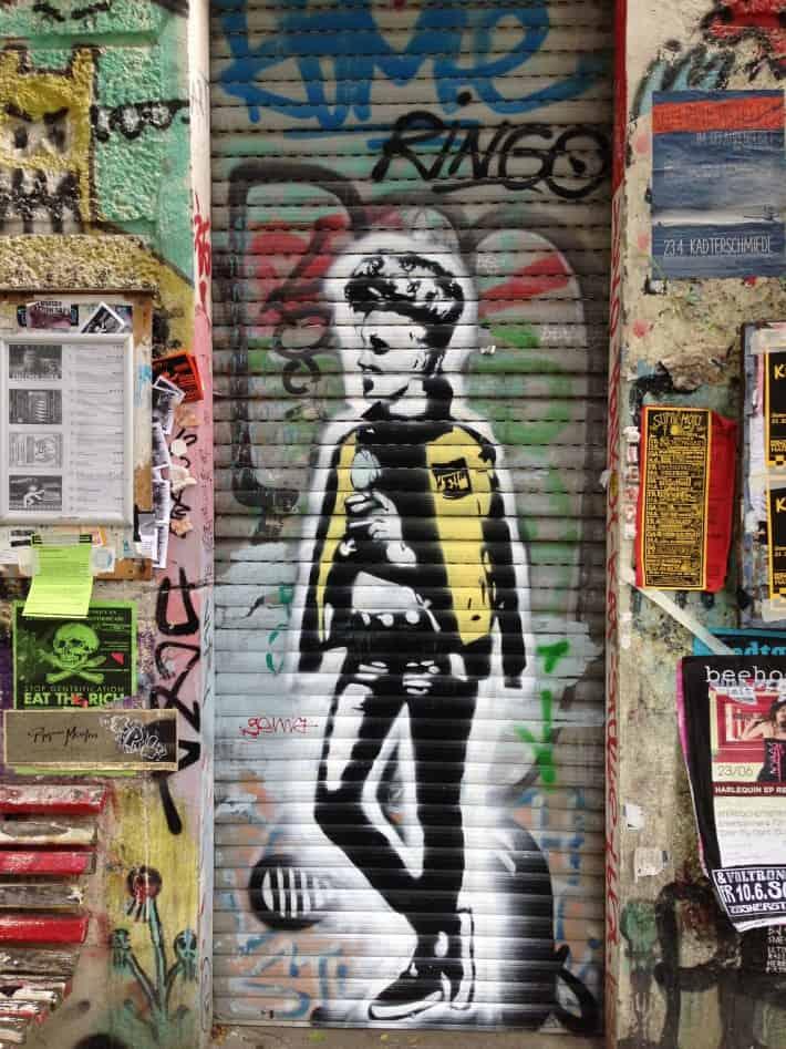 Streetart Juni 2016
