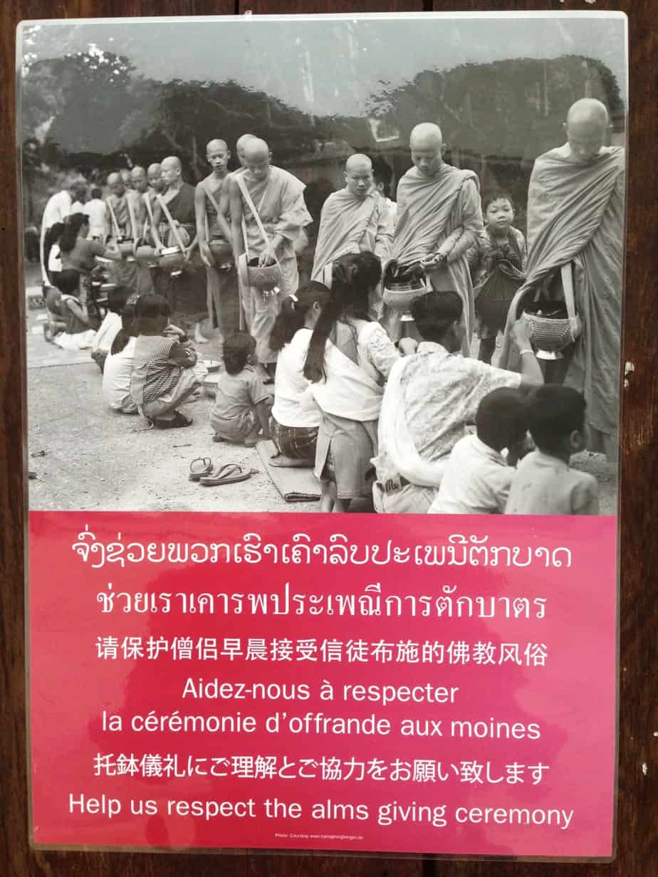 Luang Prabang: Die schönste Stadt in Südostasien? - Misses Backpack