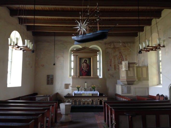 Kirche in Zirchow