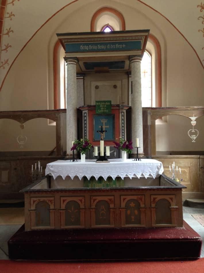 Altar Kirche