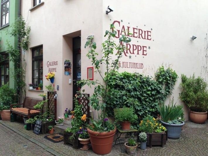 Galerie in Rostock