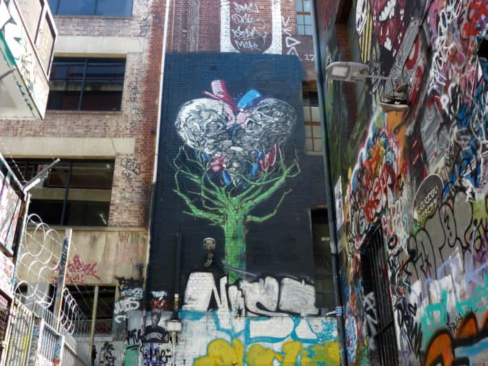 Melbourne Hosier Lane