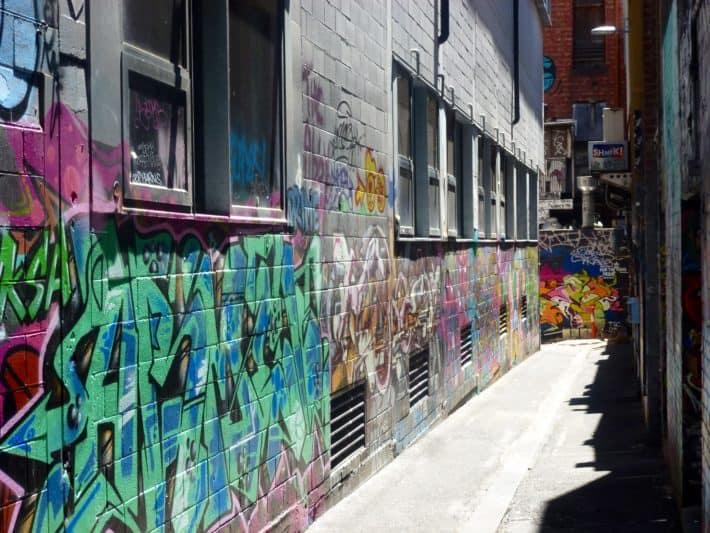 Melbourne Streetart