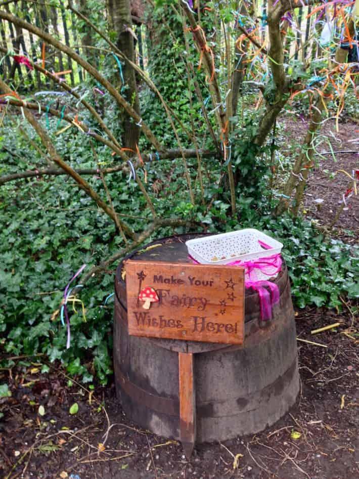 Zum Feen und Elfendorf im Bunratty Folk Park