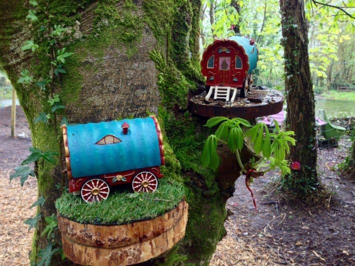 Feenhaus im Bunratty Folk Park