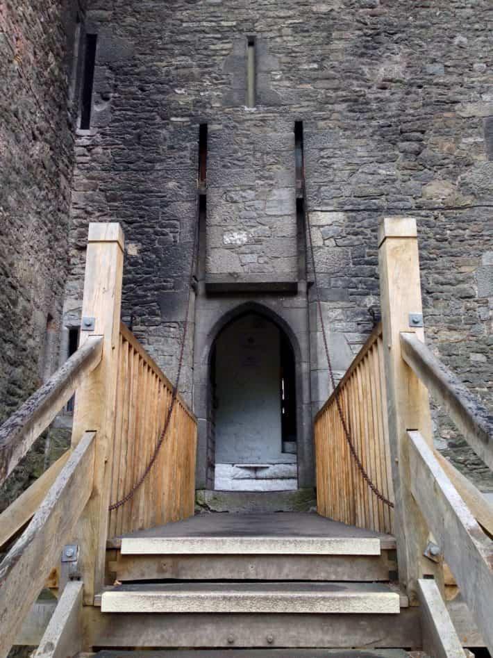 Haupteingang zum Bunratty Castle