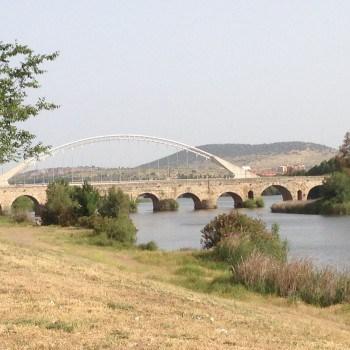 Römische Brücke, Via-de-la-Plata