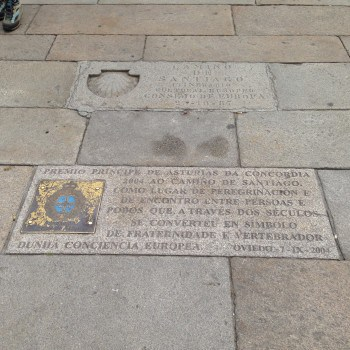 in Santiago de Compostela