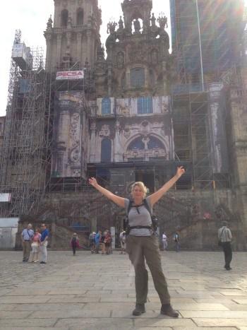 Misses Backpack in Santiago de Compostela