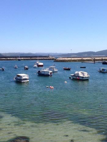 Hafen Muxia
