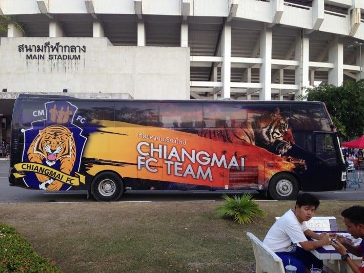 Bus FC Chiang Mai