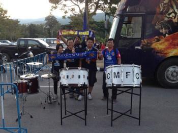 Fans FC Chiang Mai
