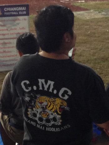 FC Chiang Mai Hooligan