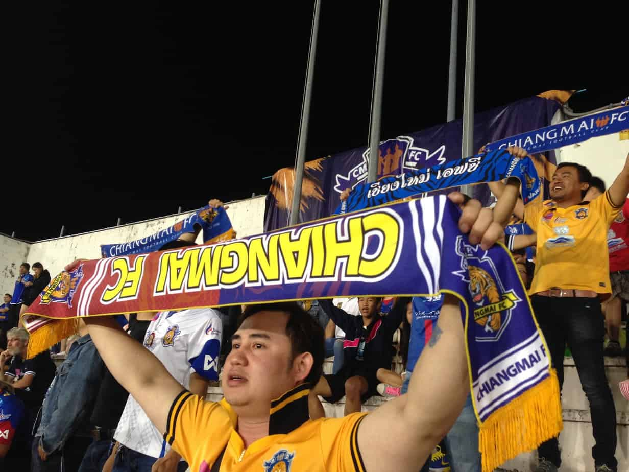 Thai First Devision: Chiang Mai vs. Songkhla Utd.