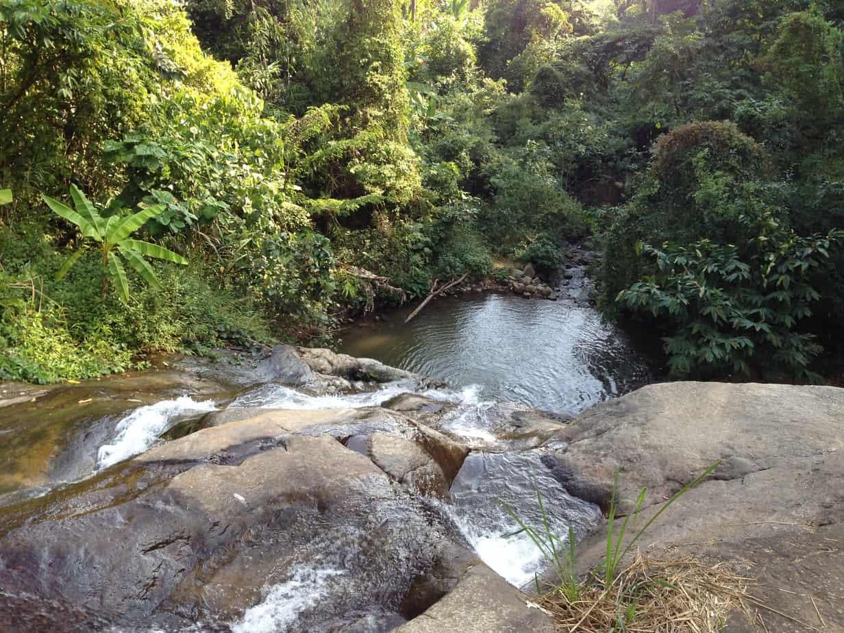 Waterfall bei Pai