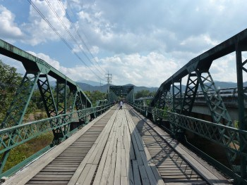 Memorial Bridge bei Pai