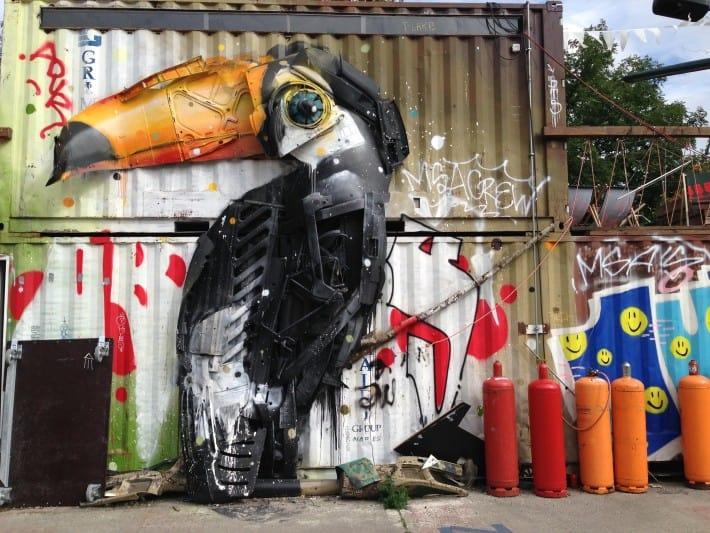 Streetart Berlin