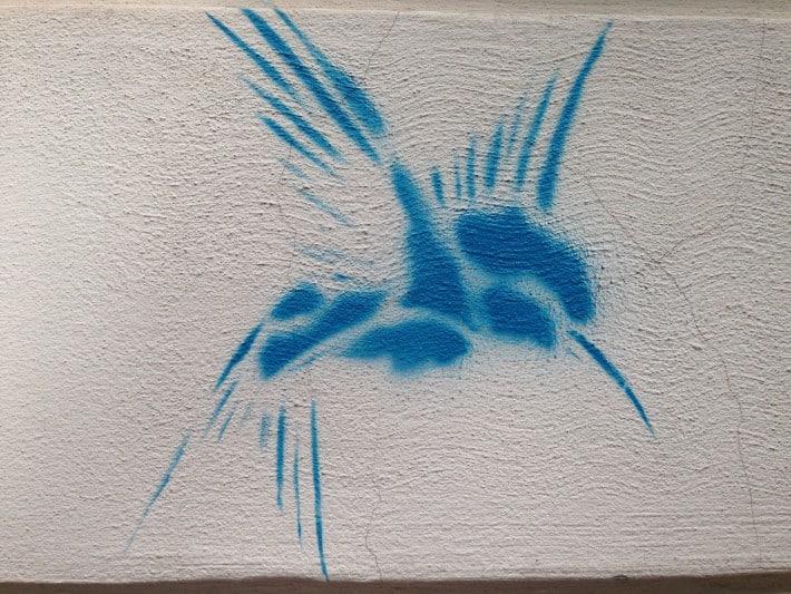 Street Art aus Hamburg