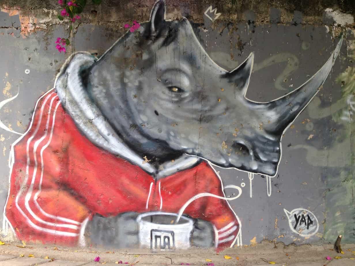 Streetart cover image