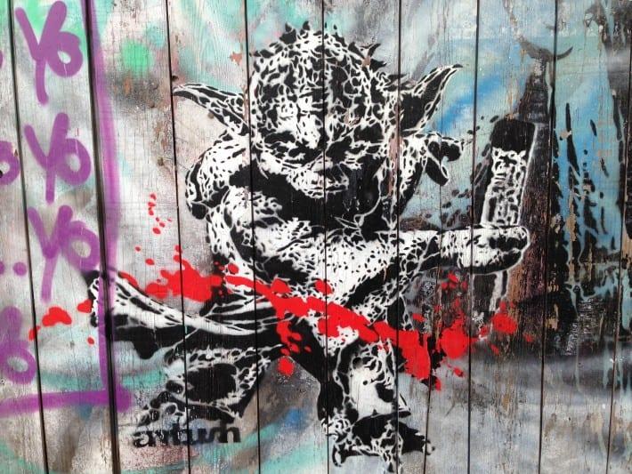 Streetart Berlin April 2016