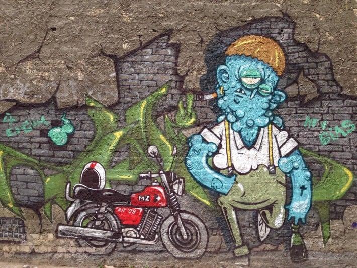 Berliner Streetart