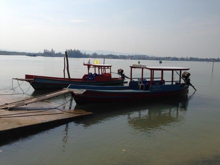 Fähren nach Koh Koh Khao