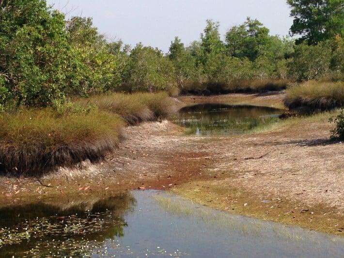 Landschaft Koh Koh Khao