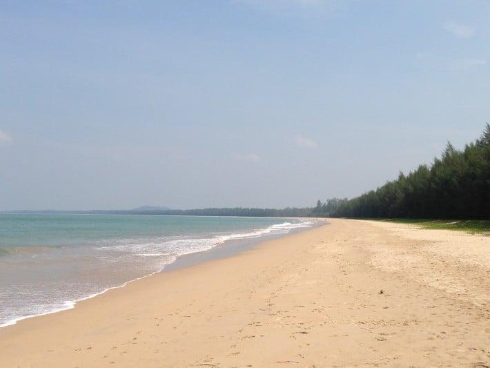 Strand Koh Kho Khao