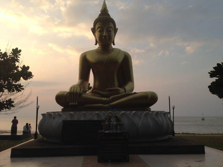 Buddhastatue Memorial Park