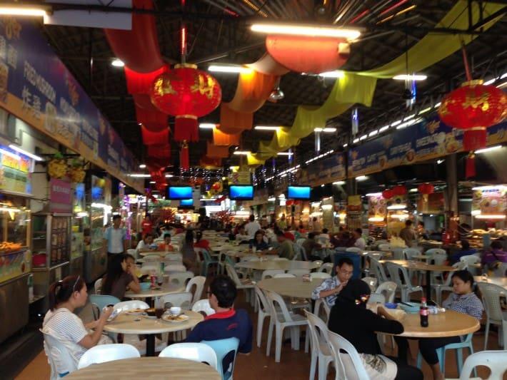 Nachtmarkt Penang