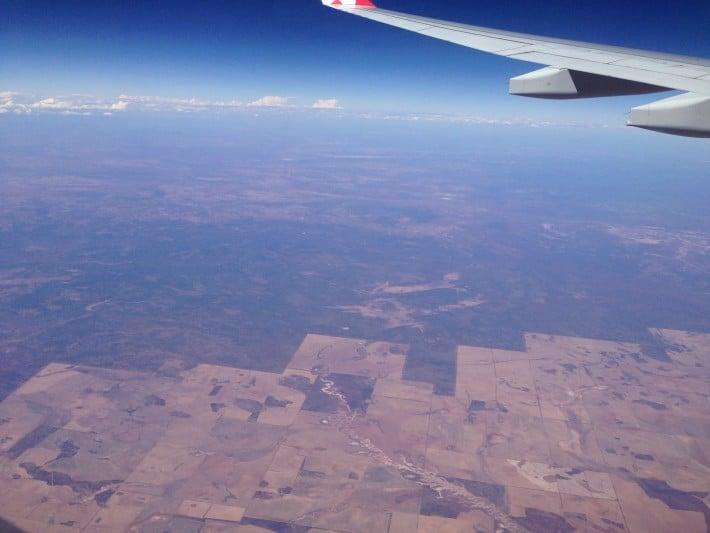 Australien von oben