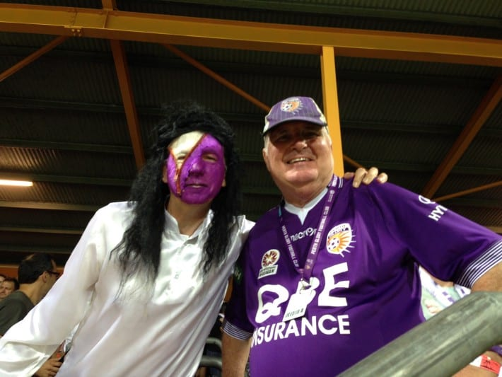 Fans Perth Glory