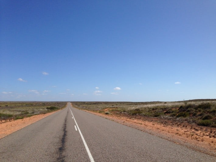 Autobahn Australien