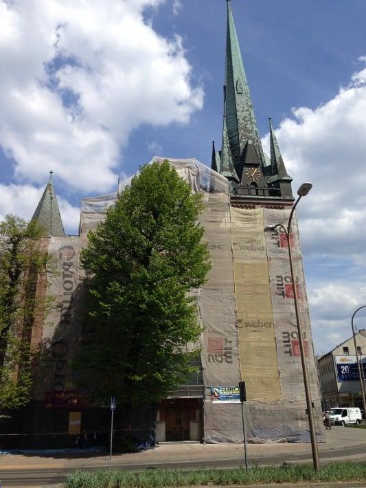 Swinemünde Kirche