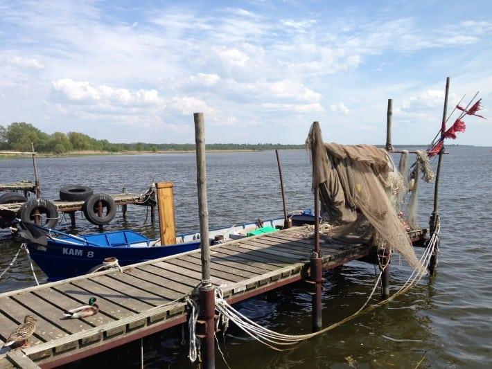 Kamminke Hafen