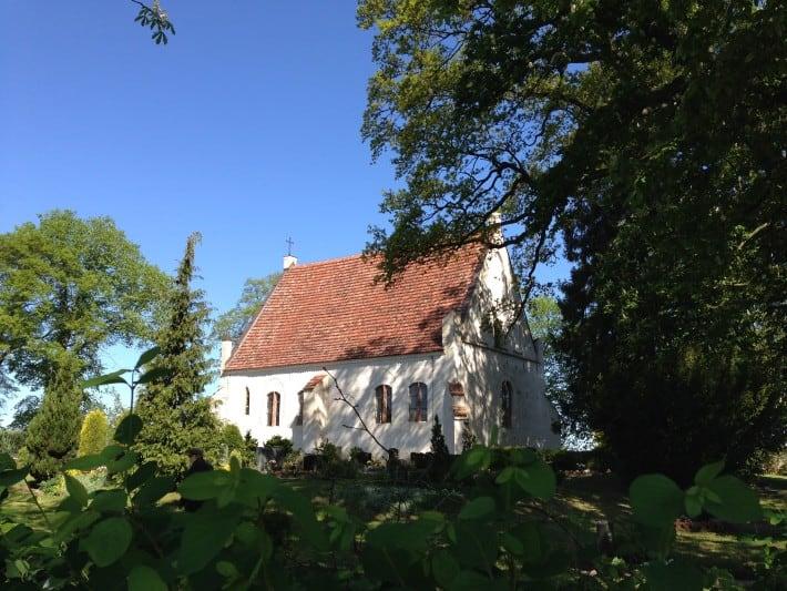 Kirche in Pinnow