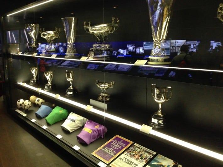 Museum Santiago Bernabeu