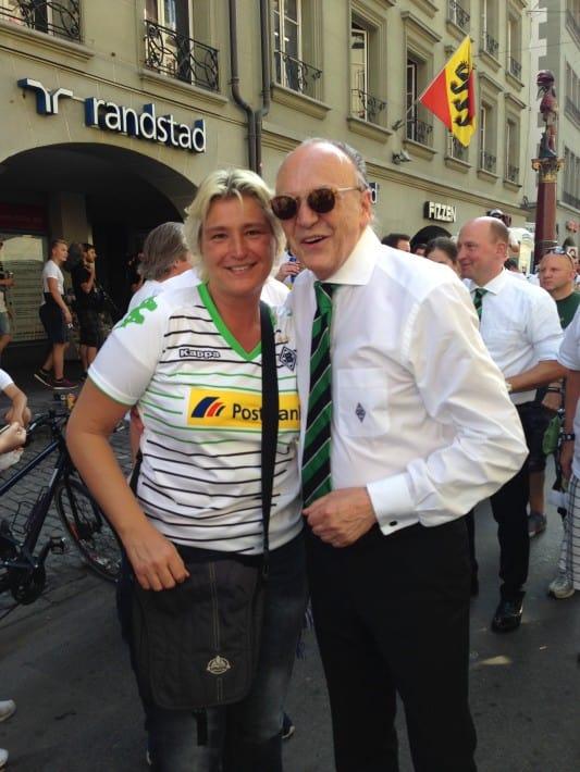 Foto Präsident Borussia MG