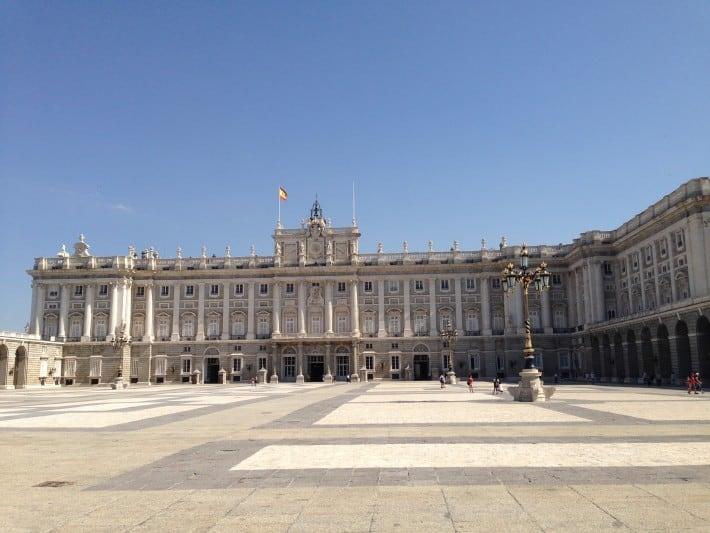 Streifzug Madrid
