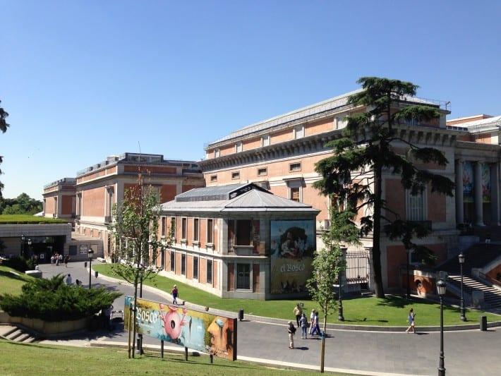 Foto Streifzug Madrid