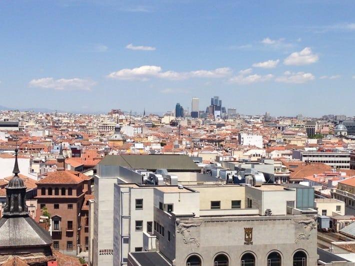 Foto Streifzug durch Madrid