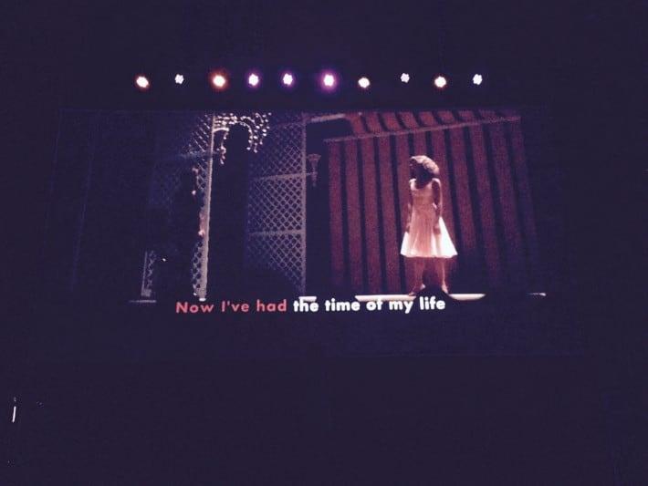 Sing Along Kino Madrid