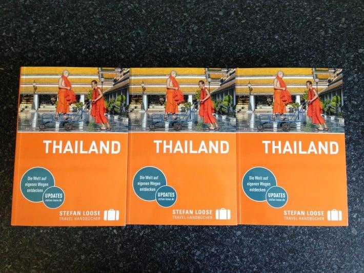 Gewinnspiel Thailand Reiseführer