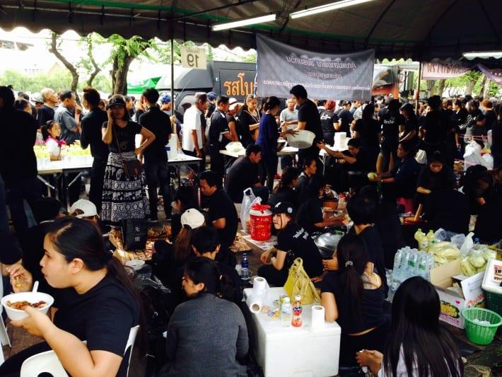 live-dabei in Bangkok