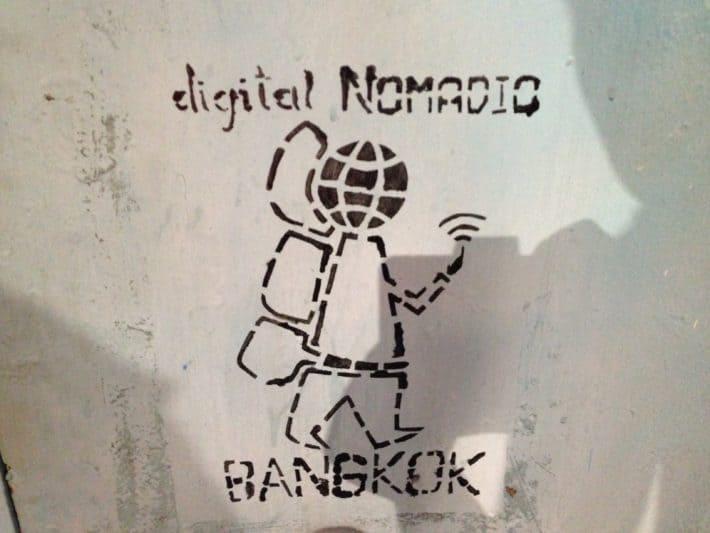 digital Nomadic Bangkok