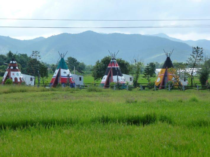 Chiang Mai: Ein schöner Ausflug zum The Giant