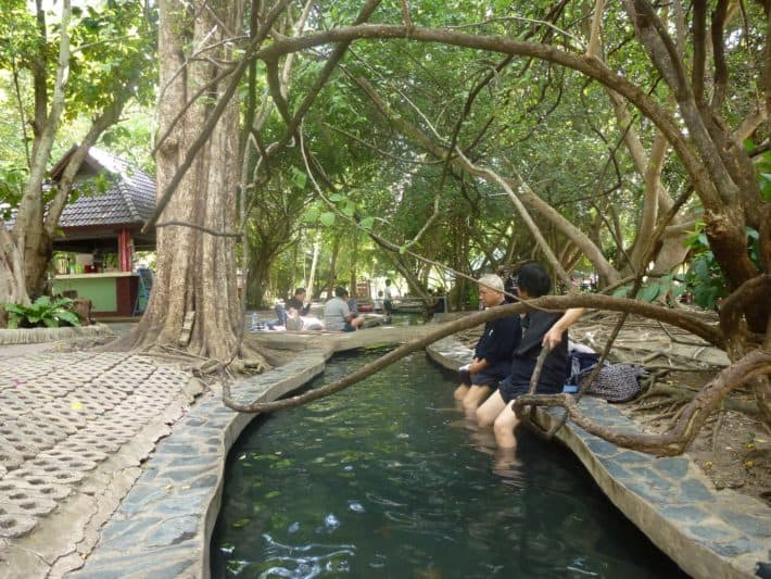 San Kamphaeng Hot Springs