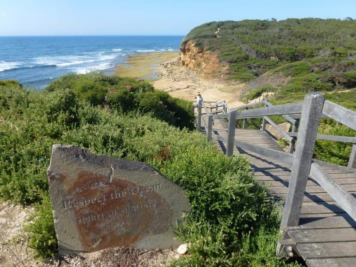 Roadtrip 2017: Geelong - Great Ocean Road - Teil 1